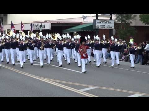 Beckman HS - Anchors Aweigh - 2011 Arcadia Band Review