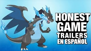 POKÉMON X & Y (Honest Game Trailers en Español)