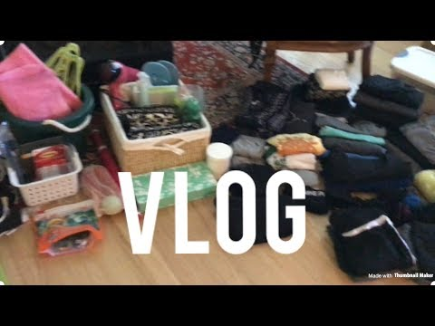 Summer Intensive Packing Vlog!