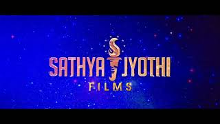 Sathya Jyothi Films Logo (New Version)
