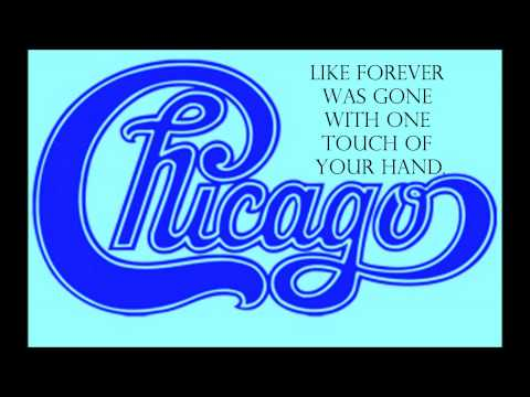 Lyrics to What Kind of Man Would I Be? by Chicago