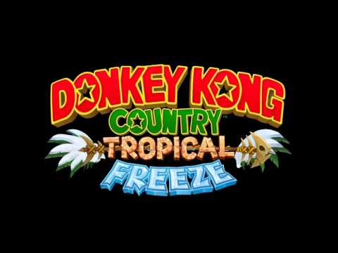 Donkey Kong Country: Tropical Freeze - Seashore War (Extende