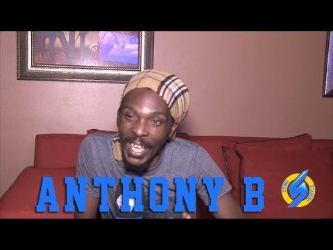 Anthony B Interview Vs Dj Sting. The Sting Shuffle