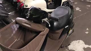 Скутер Honda Dio Cesta AF62 з Японії