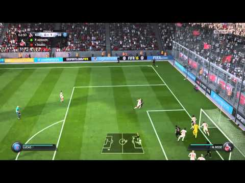 TFF Football League Match Day Five - FC Koln vs. Paris Saint-Germain