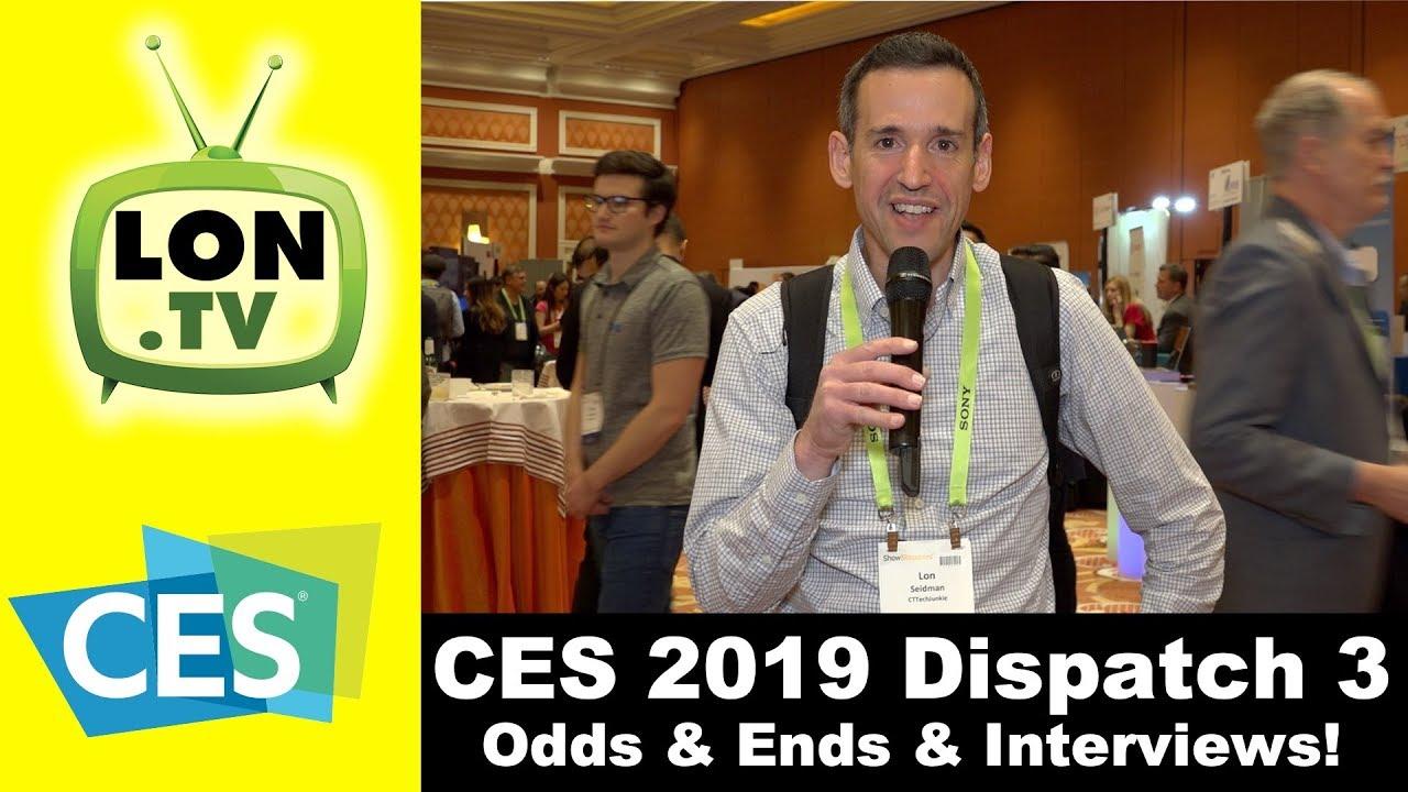 CES 2019 Dispatch 3: Retro Arcades, Mini Gaming PC and Interviews!