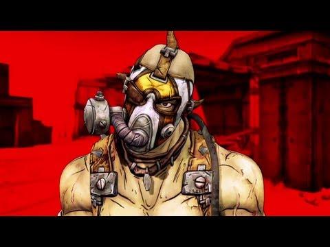 Borderlands 2 L'Histoire de Krieg Bande Annonce VF |