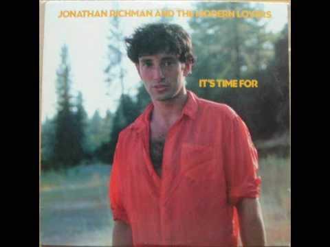 Jonathan Richman  It's You