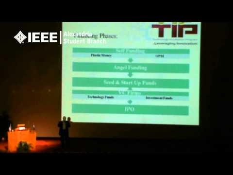 IEEE AlexSB ITW'10 - Day Two - Innovation and Venture Managements 7/7
