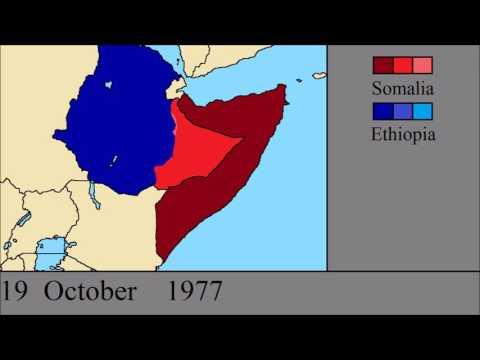 The Ogaden War: Every Week