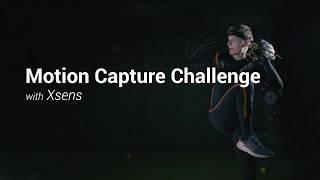 Xsens Motion Capture Challenge - Baseball Pitching
