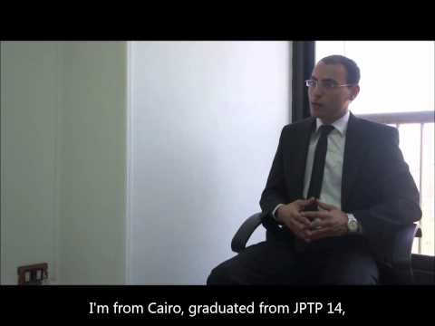 Building Futures Through Employment - MEPI & Education For Employment Egypt