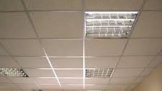 Монтажа  подвесного потолка амстронг(Монтажа подвесного потолка амстронг., 2016-02-10T15:52:26.000Z)