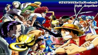 One Piece Nightcore - Fight Together (Opening 14)