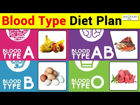 O Positive Blood Type Diet