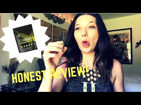 PRODUCT REVIEW | KETO ENERGY | ItWorks