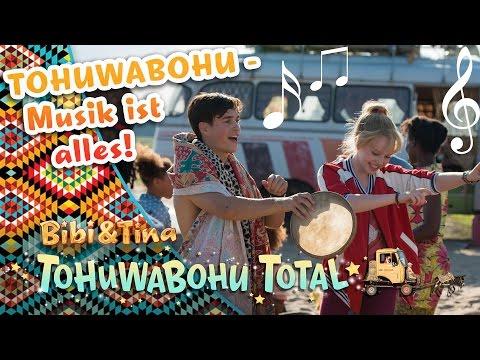 Bibi & Tina 4 - Tohuwabohu Total - ALLES IST MUSIK - offizielles Musikvideo