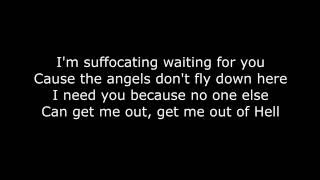 Skillet - Out Of Hell (Lyrics HD)