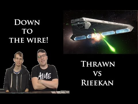 Star Wars Armada Battle Report Ep.25 | WAVE 7, POST FAQ | DOWN TO THE WIRE!