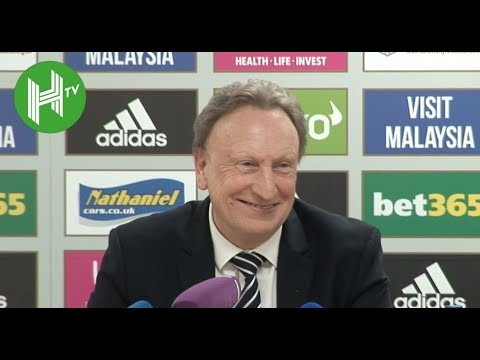 Cardiff 0-3 Tottenham I Neil Warnock: 'Spurs have to play at Wembley ALL season