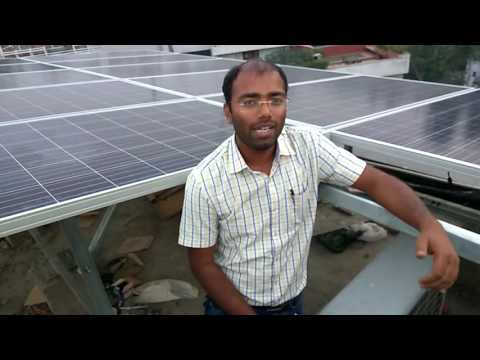 Installation of 10Kw Solar power project by UNIFY SOLAR(09212560106)