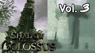 Shadow of the Colossus #3 - สัตว์ร้ายขี้สงสัยกับนกยักษ์ในทะเลหมอก