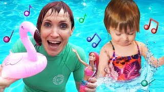 Детские песни в Аквапарке - Привет, Бьянка и Морские обитатели