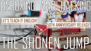 Unboxing, hacking & translating the Shōnen Jump 50th Anniversary Famicom Classic Mini