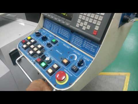 Cnc grinding machine operation - KV Kulim