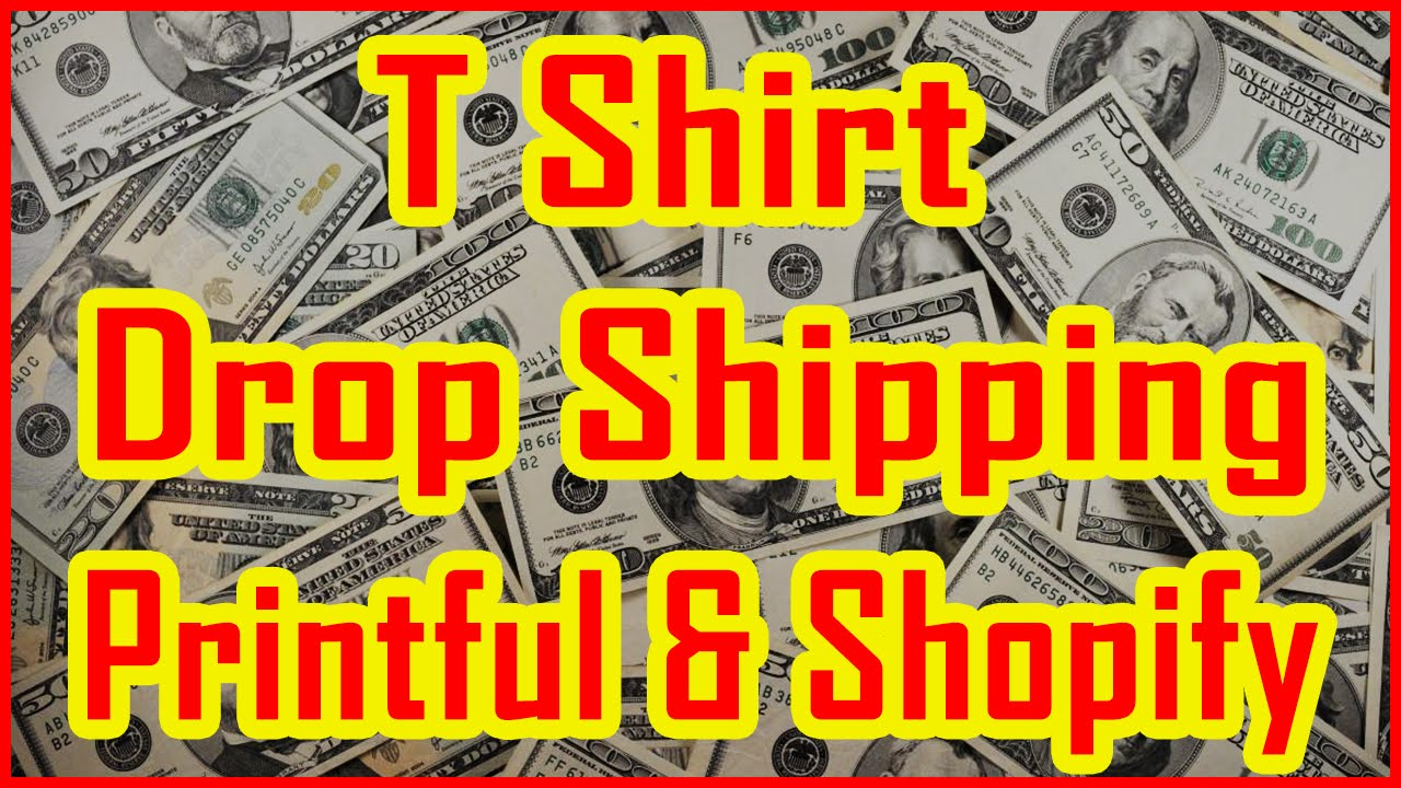 How To Start T Shirt Drop Shipping Business Using The