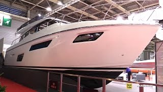 2017 Ferretti Yachts 450 Motor Yacht - Deck and Interior Walkaround - 2016 Salon Nautique Paris(, 2017-01-02T13:00:00.000Z)