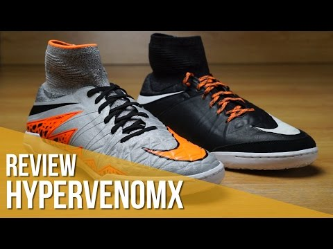 Review Nike HypervenomX (con Max Blau)