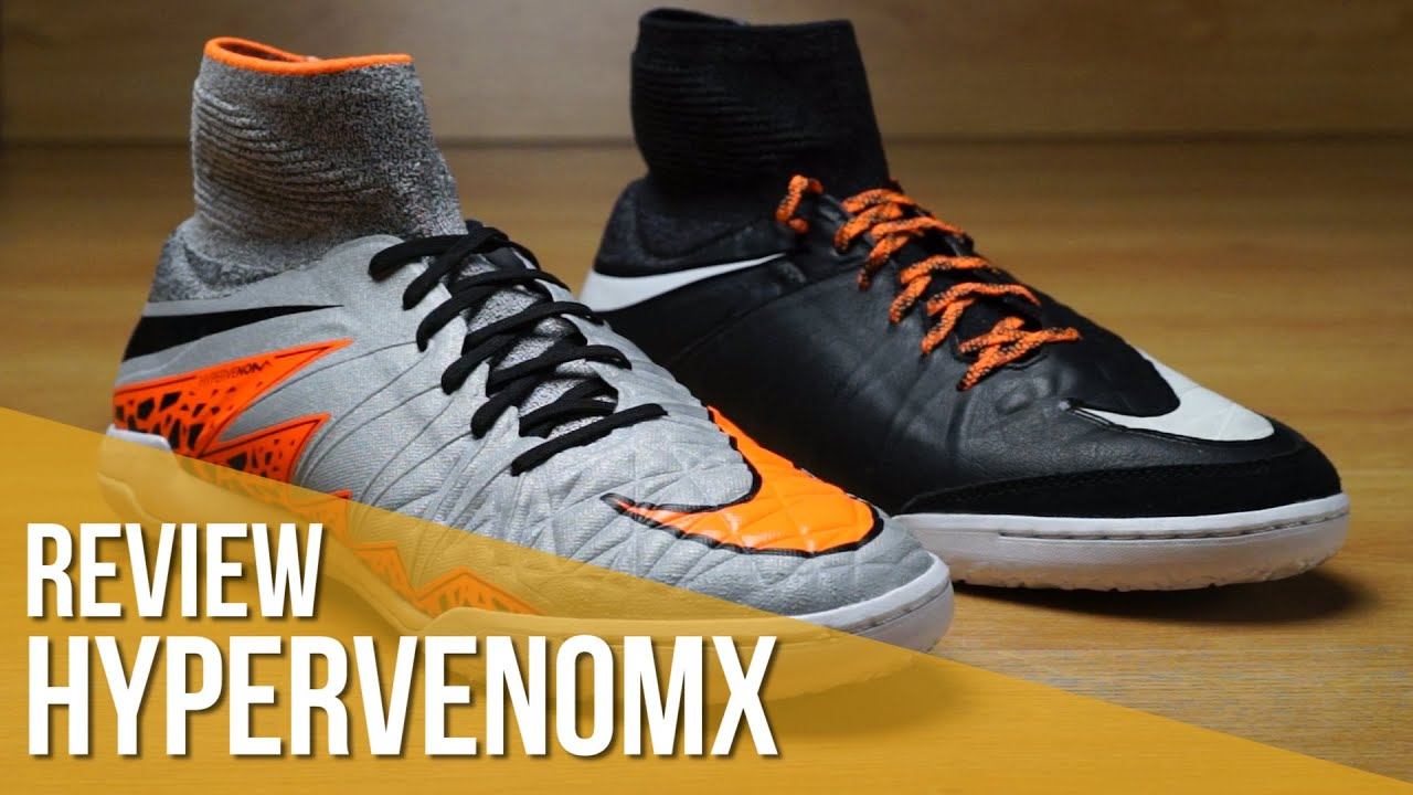 Review Nike HypervenomX (con Max Blau) - YouTube