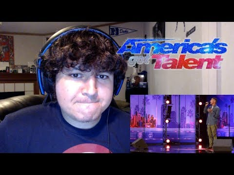 Thumbnail: Brandon Rogers: Audition - America's Got Talent (Reaction)