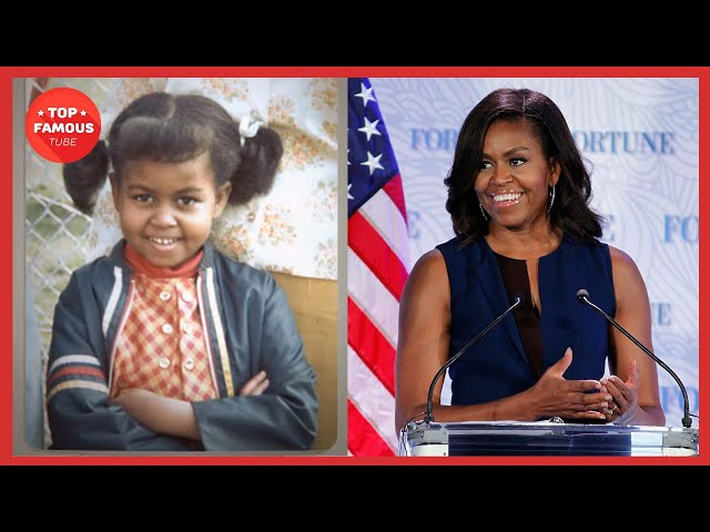 Michelle Obama | From The Child Who Failed Class To The First Lady