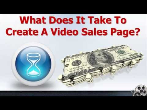 How To Create Your Guru Style With Video Sales Pages In Minutes
