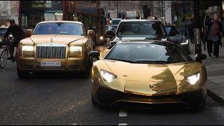 Punya 4 mobil warisan berlapis emas, tukang kebun ini hebohkan warga london