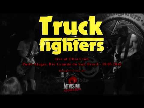 TRUCKFIGHTERS - Live in Porto Alegre [2016] [FULL SET]