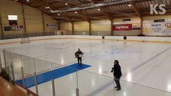 Kangasalan jäähalli 20 vuotta