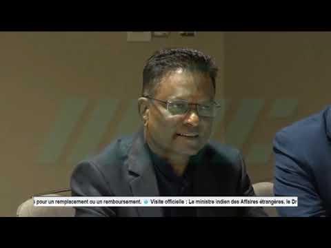 Le Journal Télévisé – février 20, 2021   Mauritius Broadcasting Corporation