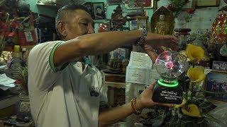 Thăm Gia tài BẠC TỶ từ phế thải của ông lão 20 năm nhặt rác Sài Gòn