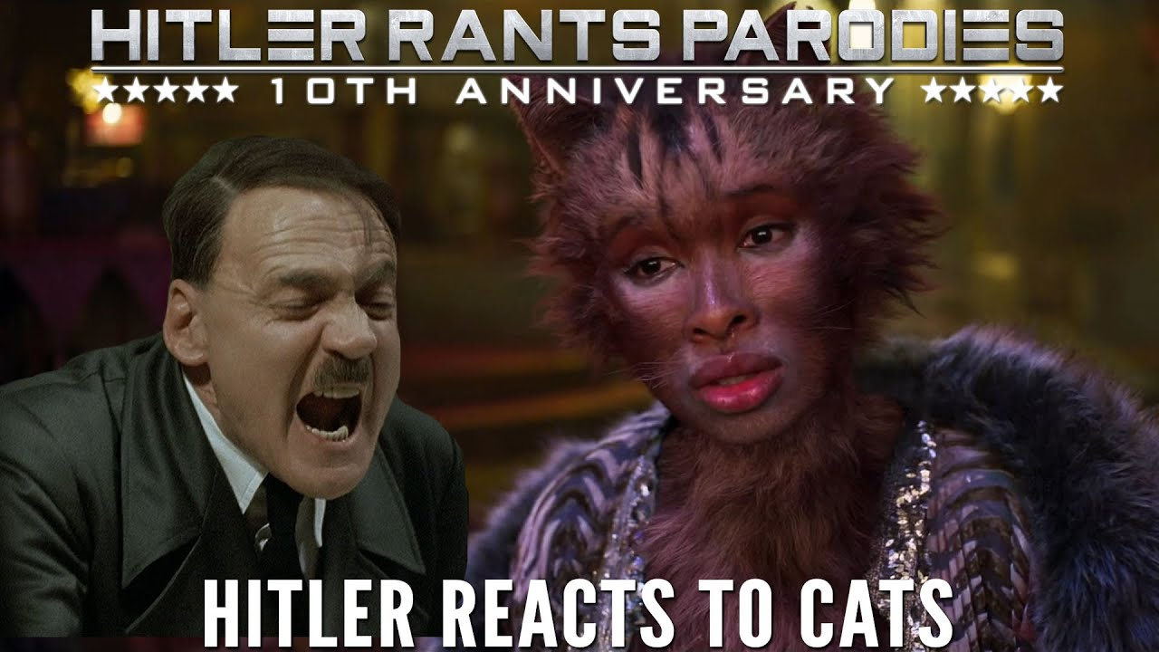 Hitler reacts to CATS