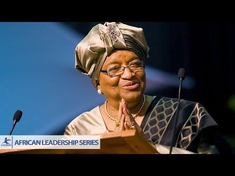 Liberian President Speech on The Power of African Women