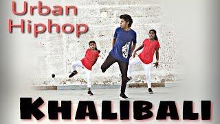 "Best Ever Urban Hip hop Dance  on ""Khalibali"" | Padmavat |"