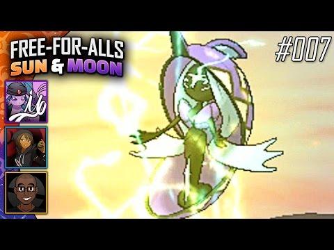 Pokémon Sun & Moon FFAs #007 Feat. TheHeatedMo, NumbNexus & JayYTGamer!