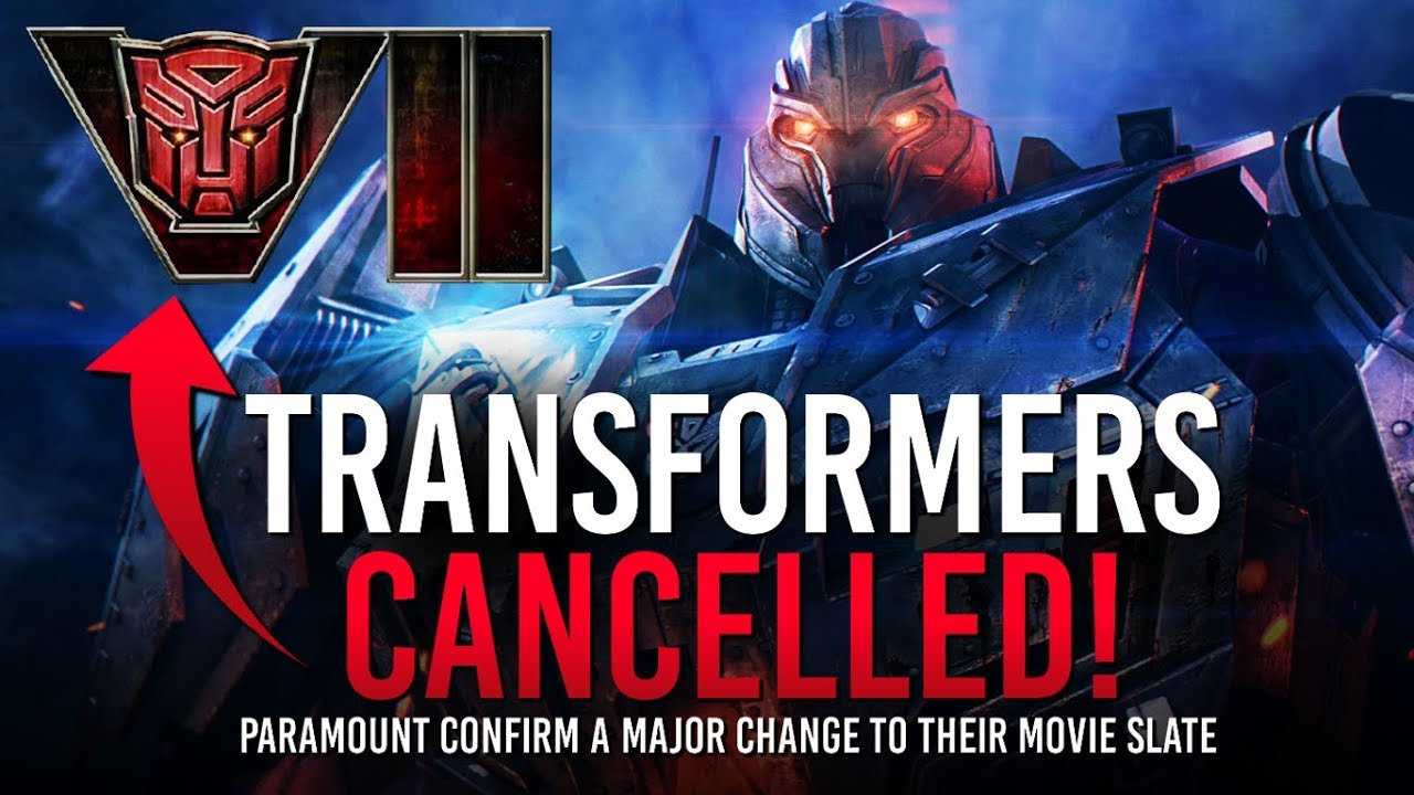Transformers 7 is CANCELLED! 😭