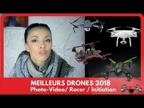 MEILLEURS DRONES 2018
