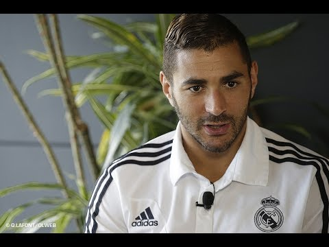 Interview Karim BENZEMA AFTER FINAL JUVENTUS VS REAL MADRID