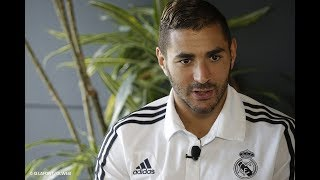 Interview Karim BENZEMA AFTER FINAL JUVENTUS VS REAL MADRID