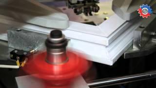 Станок для шлифовки углов. Окна Ekopen.(Углозачистной станок с системой быстросъемной фрезы OMR 114 («OZGENC MAKINA», Турция) Предназначен для обработки..., 2015-02-27T12:13:04.000Z)